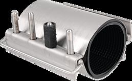 Reparaturschelle - doppelt gespannt M2 87 d 87 - 102 mm L = 200 mm