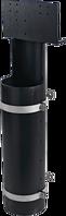 Schwimmerschutzrohr PE d250 x 1200 komplett