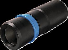 PE-Anschweissende BLS DN 80 d 90 mm PE 100 SDR 11