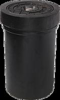 Strassenkappe EASY-LIFT, Grösse 1, für Gas komplett