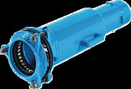 Einbauschlaufe mit Mehrbereichskupplung BAIO DN 80 d 84 - 105 mm