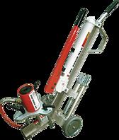 Hawle-Power-Lift inkl. Manometer