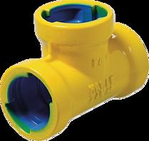 T-Stück ZAK PN 5 Gas