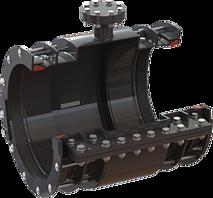 Kupplung zweiteilig HAWLE-DUOFIT geformt DN 80 d = 83 - 100 mm