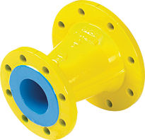 Flansch-Reduktion DN 65/50 PN 5 Gas