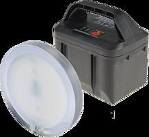LED-Unterwasserleuchte mini 180 mm