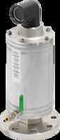 Be- und Entlüftungsventil HaVent IG 2'', 0 - 16 bar INOX