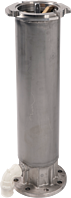 Hydrant H4-HV Unterteil INOX Frosttiefe 57 cm