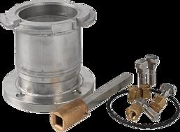 Hydranten-Verlängerung H4-HV L = 100 mm