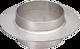 Bodenstück INOX d 50 mm AD 145 mm ID 71 mm