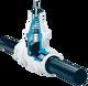 Hausanschluss-Schieber mit PE-Anschweissenden d 32 mm