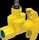 Universal-Schieberschelle ZAK PN 5 Gas