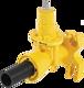 Schieberschelle ROBUSTO DN 50 PE d 63 mm seitlich PN 5 Gas