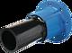 Flansch mit PE-Anschweissende DN 50 d 63 mm
