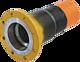 Übergangsstück Flansch/PE DN 25 PE d 32 mm kurz PN 5 Gas