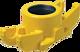 """Universal-Anbohrschelle mit Innengewinde DN 65-500 IG 1"""" PN 5 Gas"""