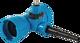 Combi-T BLS Abgang PE-Anschweissende universal DN 100 PE d 63-50-40 mm