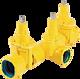 Combi-III BAIO DN 80/80 PN 5 Gas