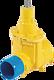 Spitzend-/Steckmuffen-Schieber BAIO DN 80 d 98 mm PN 5 Gas