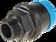 "Steckfitting POM mit Aussengewinde d 25 mm AG 3/4"""