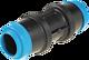 Rohrverbinder POM d 25/25 mm