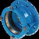 Steckmuffen-Flansch System 2000 DN 50 d 63 mm