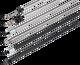 """Bohrspindel für Anbohrgerät L = 655 mm 1"""" - 1 1/4"""" Typ 1"""