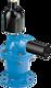 Be- und Entlüftungsventil DN 80 PN 16 0.2 - 6 bar