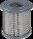 Filterpatronen-Set zu Be-/Entlüftungsgarnitur 9920