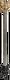 Ventilstange komplett H4 Frosttiefe 57 cm